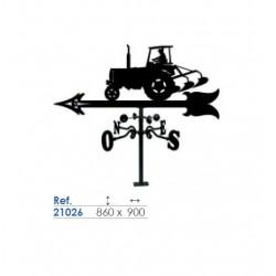 VELETA TEJADO TRACTOR P-21026