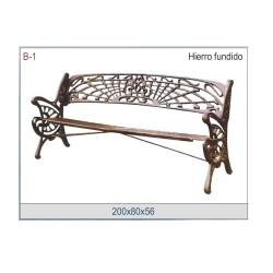 BANCO DE HIERRO FUNDIDO DTB-1