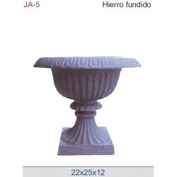 JARDINERA HIERRO FUNDIDO...