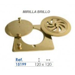 MIRILLA DORADA BRILLO Y...