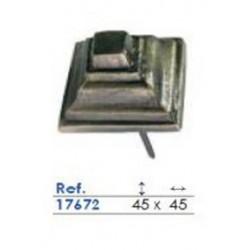 CLAVO RUSTICO 45x45