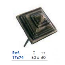 CLAVO RUSTICO 60x60