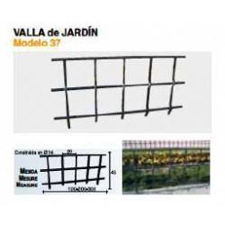 VALLA DE JARDÍN VL-37