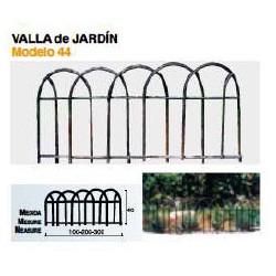 VALLA DE JARDÍN VL-44