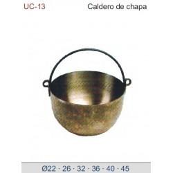 CALDERO DE CHAPA DTUC-13