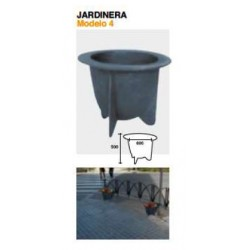 JARDINERA  DE HIERRO...