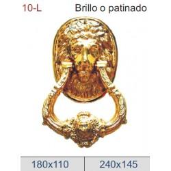ALDABA DE LATÓN DT10-L